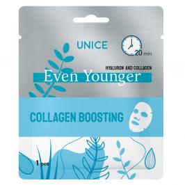3409049 Unice Even Younger Kolajen Yüz Maskesi, 1 adet