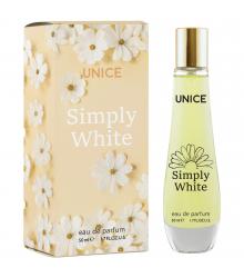 3541463 Unice Simply White EDP Kadın, 50 ml