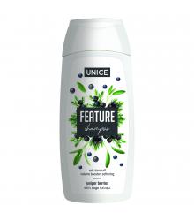 5601003 Unice Feature Ardıç Özlü Şampuan, 400 ml