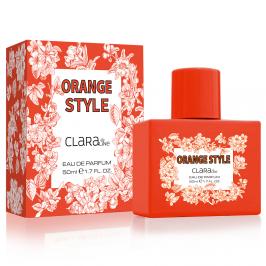 3541532 CLARAline Orange Style EDP Kadın, 50 ml