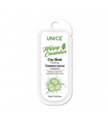 3409053 Unice Happy Cucumber Kil Maskesi Saşe, 10 ml