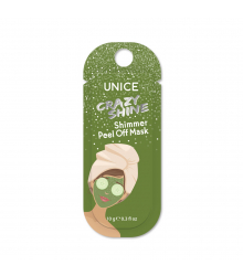 3409054 Unice Parıltılı Pürüzsüzleştirci Soyulabilir Maske, 10 ml