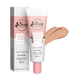 3642022 Beany BB Cream 15 SPF Orta-Koyu, 50 ml