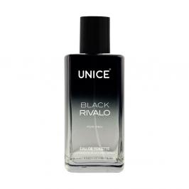 3541362 UNICE BLACK Rivalo EDT Erkek, 100 ml