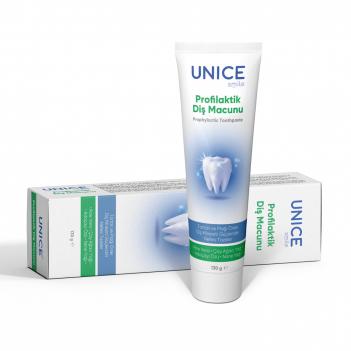 3412004 Unice Profilaktik Diş Macunu, 130 g