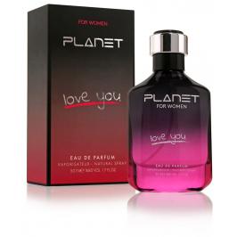 3541520 Planet Love You EDP Kadın, 50 ml