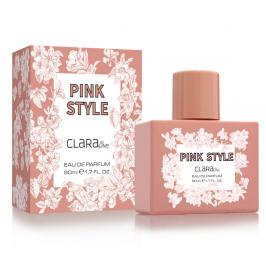 3541529 CLARAline Pink Style EDP Kadın, 50 ml