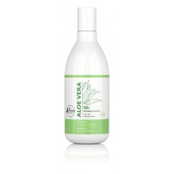 3601054 Beany % 50 Aloevera Özlü Onarıcı ve Nemlendirici Şampuan, 300 ml