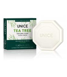 3605101 Unice Tea Tree (Çay Ağacı) Katı Sabun, 100 g