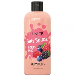 3602023 Unice Fruit Splash Berry Mix Duş Jeli, 500  ml