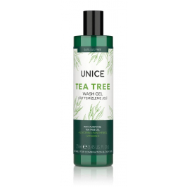 3609014 Unice Tea Tree (Çay Ağacı) Yıkama Jeli, 250 ml
