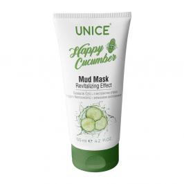 3409043 Unice Happy Cucumber Çamur Maskesi, 125 ml
