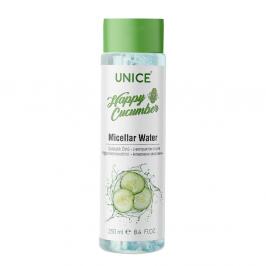 3419012 Unice Happy Cucumber Micellar Temizleme Suyu, 250 ml