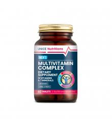 4743037 Unice Nutritions Multivitamin, Mineraller ve Bitki Ekstreleri İçeren Takviye Edici Gıda- Erk