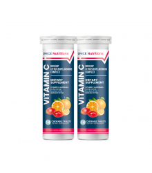 4743039 Unice Nutritions C Vitamini, Kuşburnu Ekstresi ve Turunçgil Bioflavonoidleri İçeren Takviye